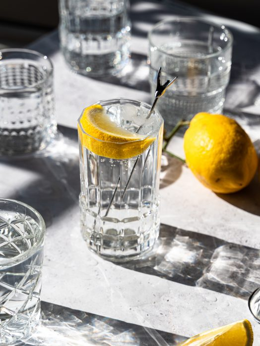 Cocktail Gin & Tonic - parfait pour l'apéritif