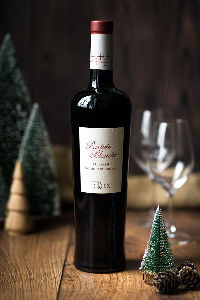 Cuvée Bastide Blanche - Domaine La Croix - AOC Côtes de Provence - rouge 2018