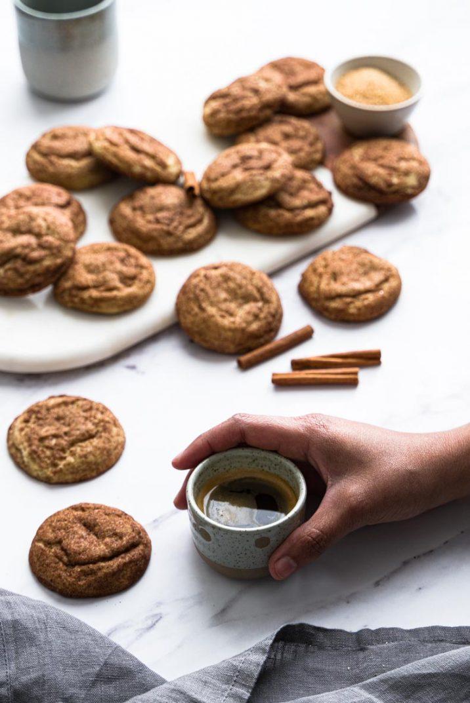 Snickerdoodles à la cannelle - la vraie recette