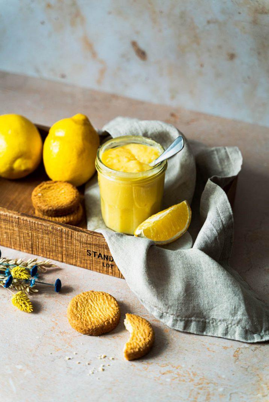 Lemond curd, crème citron, faites-le maison !