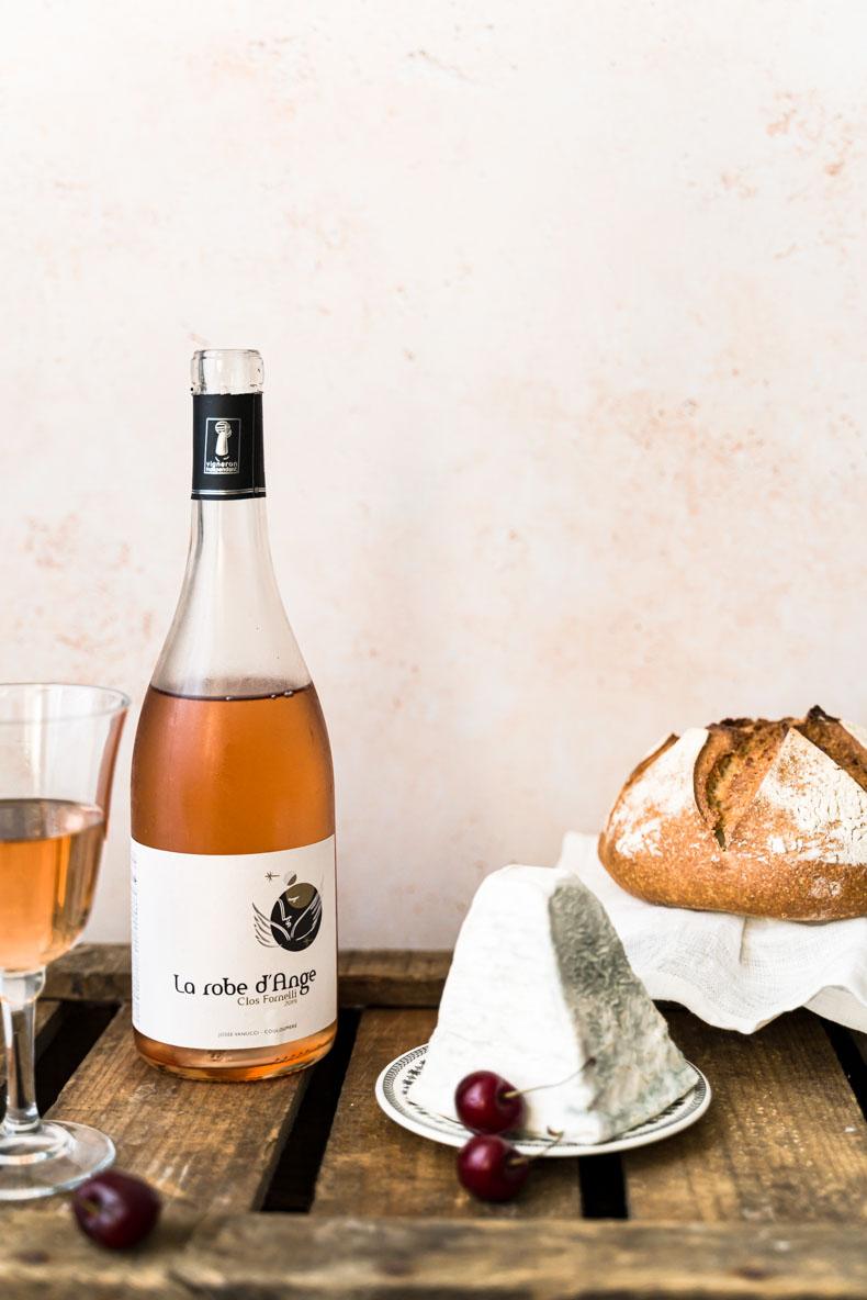 Clos Fornelli, la robe d'Ange, vin Corse