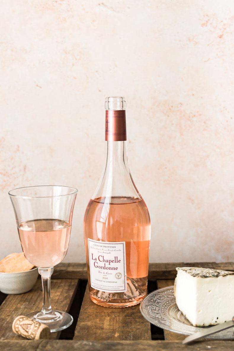 La Chapelle Gordonne, vin rosé du Château La Gordonne, 2020