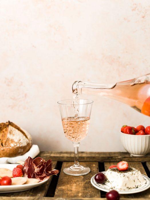 Sélection de vins rosés pour l'été 2021
