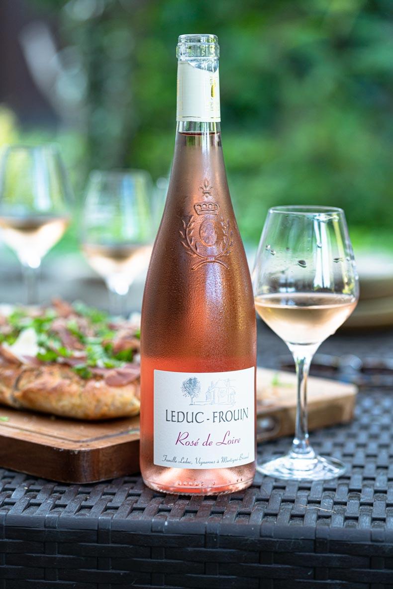 Accords mets & vins - découvrez mes astuces et ma sélection de recettes pour du vin rosé